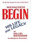 Menachem Begin, Hillel Seidman and Mordecai Schreiber, 0884001423