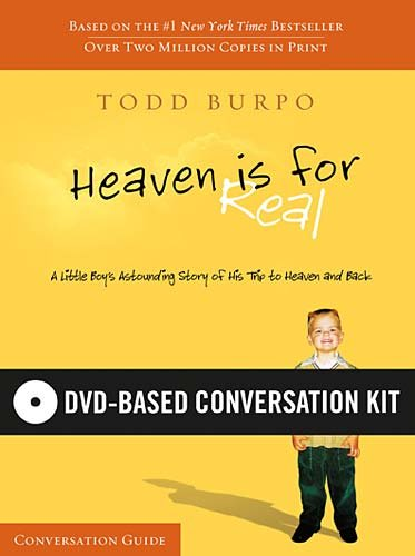 Heaven Is For Real DVD-Based Conversation
