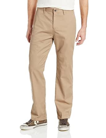 Volcom men 39 s frickin modern chino pant soil for Soil your pants