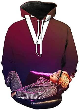 Multi Color Off Shoulder Hoodie & Sweatshirt For Women