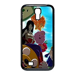 Samsung Galaxy S4 I9500 Phone Case Black Adventure Time ESTY7913109