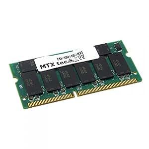 Fujitsu-Siemens LifeBook C-1010, C1010, memoria 256MB RAM
