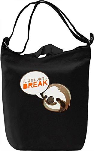 Flash Q Borsa Giornaliera Canvas Canvas Day Bag| 100% Premium Cotton Canvas| DTG Printing|