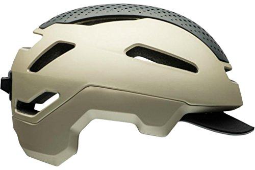 Bell Hub Commuter Adult Bike Helmet (Matte Platinum (2016), Small)