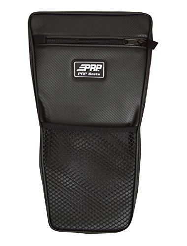 PRP Seats Polaris RZR XP 1000 Center Bag, Carbon Fiber Black