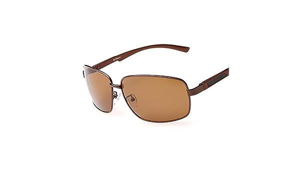 Men s sol polarizadas Magnesio de aluminio gafas de conducción, 3: Amazon.es: Deportes y aire libre