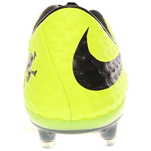 Nike Hypervenom Phantom Fg Mens Scarpe Da Calcio 599843 Tacchetti Da Calcio Electro Viola / Volt