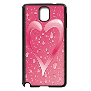 Samsung Galaxy Note 3 Cell Phone Case Black Love Pink Fashion Phone Case Covers Custom CZOIEQWMXN30809