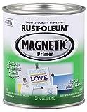 Rust-Oleum 247596 Magnetic Primer,Primer Gray, 30 oz