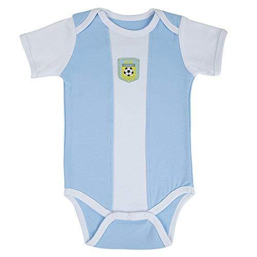 Postobon Infant Argentina Baby Bodysuit Onesies (0-6 mos)