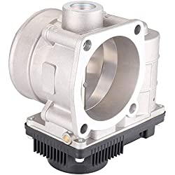 Fuel Injection Throttle Body Electric Throttle Body- 67-0001, S20058 ROADFAR Upgraded Quality Fit for 2006 Infiniti M35 /2003-2006 Nissan 350Z /2002-2005 Nissan Altima