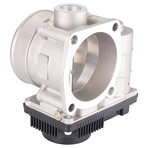 ROADFAR Fuel Injection Throttle Body Electric Throttle Body- 67-0001, S20058 Upgraded Quality Fit for 2006 Infiniti M35 /2003-2006 Nissan 350Z /2002-2005 Nissan Altima