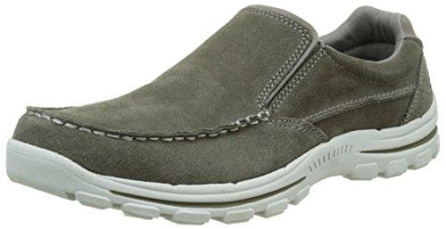 Skechers Herren Braver Navid Sneaker Grau (Ccgy)