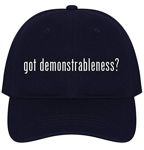 (The Town Butler got Demonstrableness? - A Nice Comfortable Adjustable Dad Hat Cap, Navy)