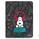 iLuv AP5SNOFGR Snoopy Folio for iPad Air