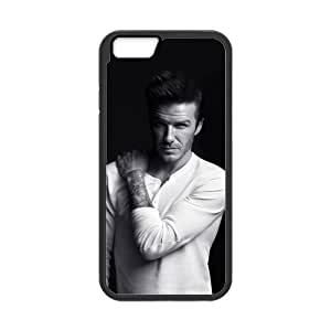 David Beckham Cell Phone Protector for iPhone 6(4.7) Plastic and TPU (Laser Technology)