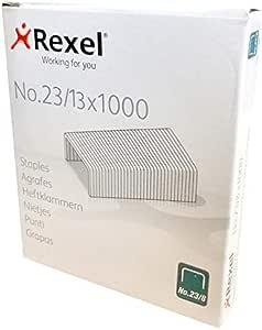 Rexel Staples, 23/13, Pack of 1000 - BOX 20x1000