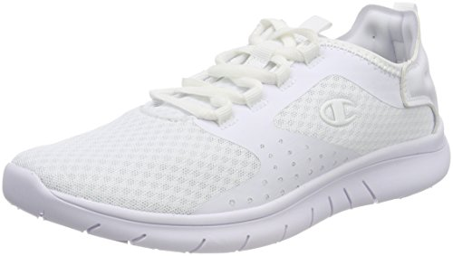 Low Laufschuhe Cut Alpha Cloud White Weiß Ww001 Champion Shoe Damen 6Ox47g