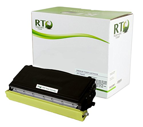 Renewable Toner Compatible Toner Cartridge Replacement for Brother TN430 TN-430 HL-1030 1200 1400 MFC-8300 8600 8700 9600 9700 -