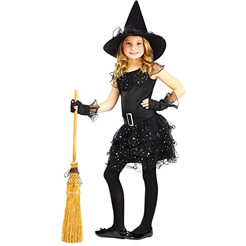 Fun World Glitter Witch Costume