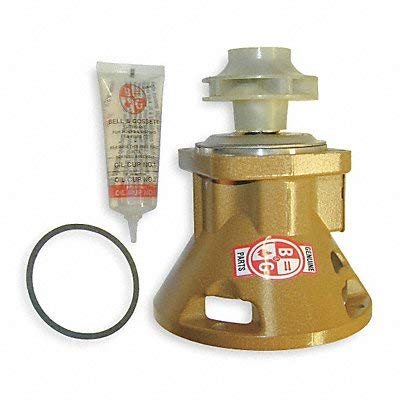 Bell & Gossett 189161LF Bearing Assembly W/Impeller for Series 100: 100 AB 100 - Impeller Series