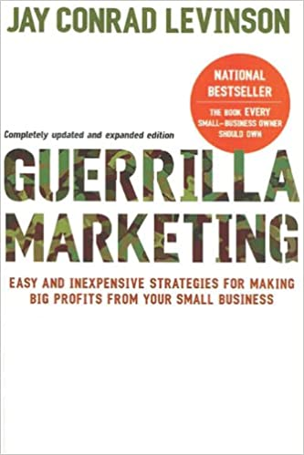 Amazon guerrilla marketing 4th edition easy and inexpensive amazon guerrilla marketing 4th edition easy and inexpensive strategies for making big profits from your smallbusiness ebook jay conrad levinson fandeluxe Choice Image