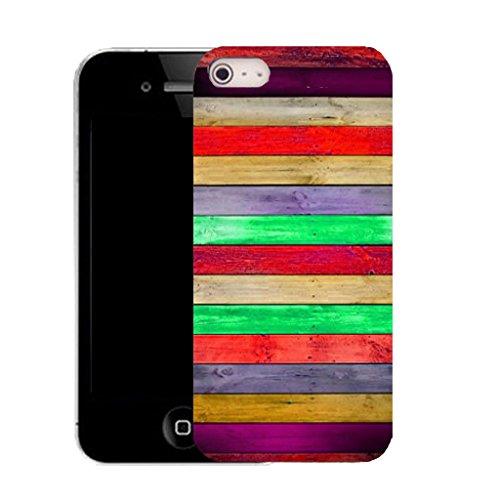 Mobile Case Mate IPhone 4 clip on Silicone Coque couverture case cover Pare-chocs + STYLET - vigilant pattern (SILICON)