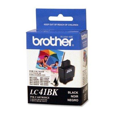 BRTLC41BK - Brother LC41BK Ink