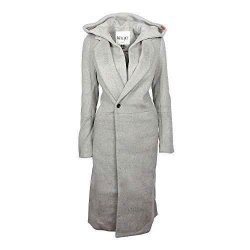 Khujo Mimas chaqueta grey melange