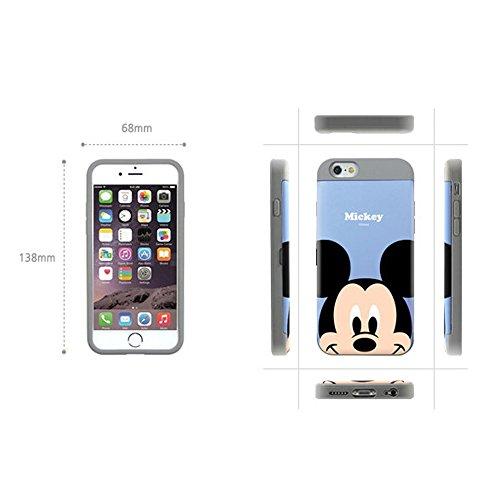 16f5866b58 〈iPhoneX・アイフォンX〉 ディズニー パステル カード バンパー ケース ケース Disney Pastel Card Bumper