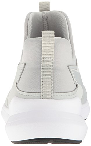 Mid Women's puma White Puma gray Violet Sneaker Rebel Wns Violet Gray FHFdqwE