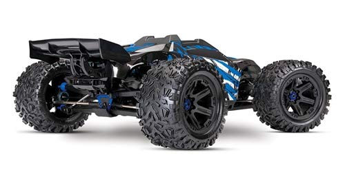 E-RevoVXL Brushless: 1/10 Scale 4WD Brushless Electric Monster Truck