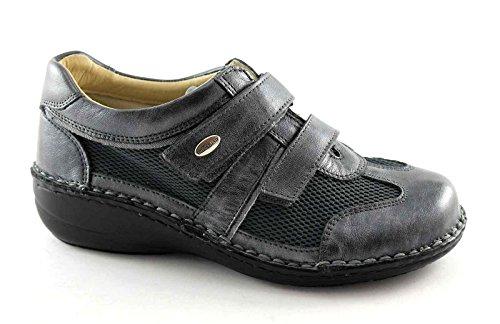 Grünland INES SC1407 antracita zapatos de mujer inconvenientes de comodidad Grigio