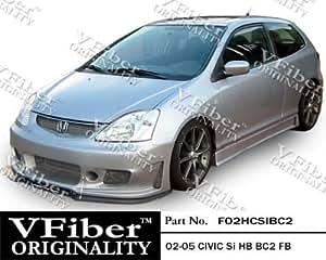 2002-2005 Honda Civic Si HB (EP3) HB Body Kit BC2 Full Kit