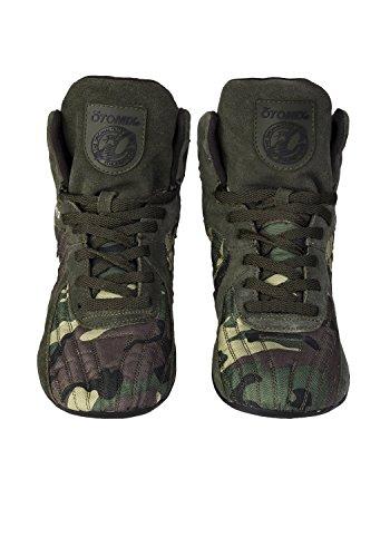de y hombres Otomix los fitness zapatos colores de Stingray tamaños diferentes camuflaje UxUX6tq