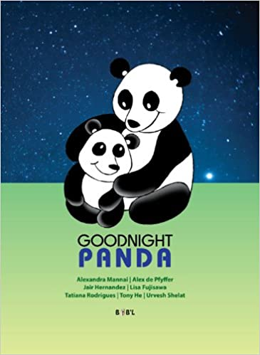 Goodnight Panda (Portuguese & English - Dual Text) (Portuguese Edition) Kindle Edition