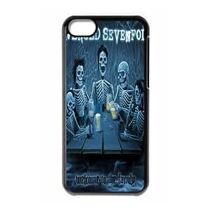 LJF phone case iphone 4/4s Phone Case Avenged Sevenfold F5O7697