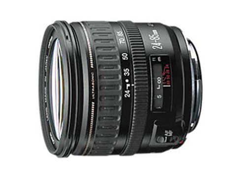 Canon EF 24-85mm f/3.5-4.5 USM Standard Zoom Lens for Canon SLR Cameras (Best Zoom Lens For Canon 1000d)