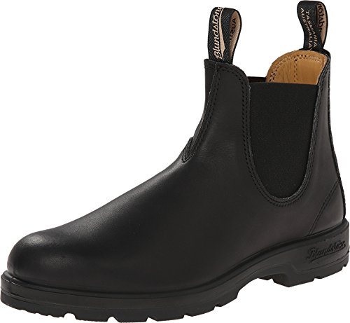 Blundstone Women's Blundstone 558 Black Boot,Black,3.5 AU (US Women's 6 M) by Blundstone