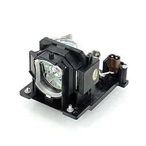 PHROG7 lampara de proyector para HITACHI DT01091 - HITACHI CP-AW100N, CP-D10, CP-DW10, CP-DW10N, ED-AW100N, ED-AW110N, ED-D10N, ED-D11N, HCP-Q3, HCP-Q3W