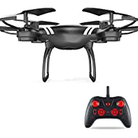 KXN KY101W RC Drone 2.4Ghz 4CH 6-Axis Gyro RC Quadcopter Toys Drone RTF Without Camera (Black)