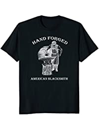 Hand Forged American Blacksmith T-Shirt