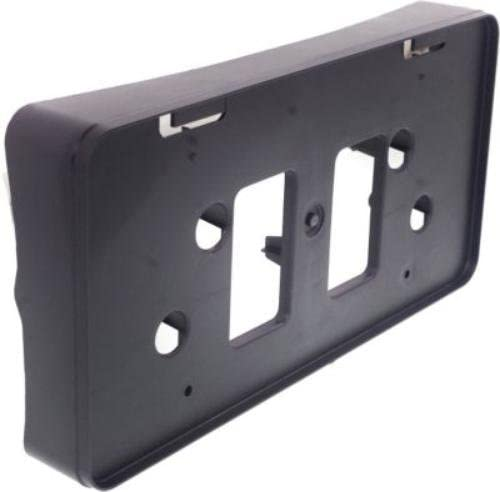 CPP Front Textured License Plate Bracket for 2015-2016 Toyota Camry TO1068129