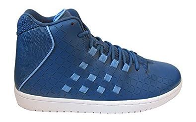 4b3be4c76f478 Nike air Jordan Illusion Mens hi top Trainers 705141 Sneakers Shoes (UK 9  US 10 EU 44, French Blue University Blue 407)