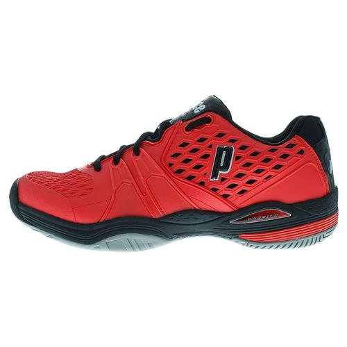 nicekicks cheap price outlet enjoy Prince Mens Warrior Tennis Sneaker Shoes Red geniue stockist online free shipping top quality 100% guaranteed for sale E1b616s