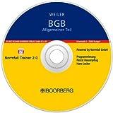 BGB Allgemeiner Teil. CD-ROM: Normalfall Trainer 2.0