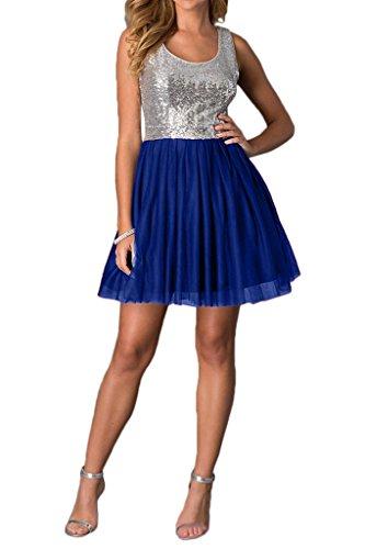 TOSKANA BRAUT - Vestido - Noche - para mujer Azul - Royal Blue