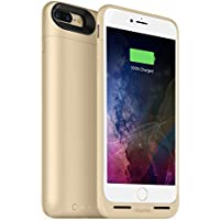 Mophie Juice Pack Air Wireless Charging Protective Battery Pack Case for iPhone 7 Plus (Gold)