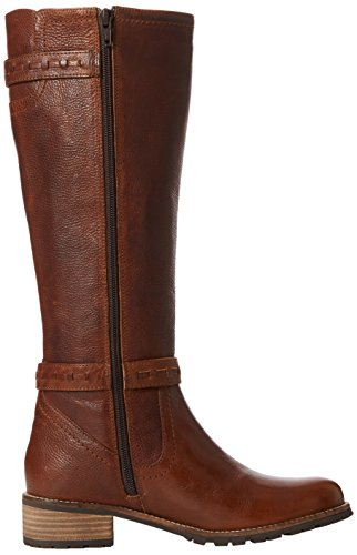 Fat Face Selsey, Riding Boots Donna Marrone (Chestnut Brn)