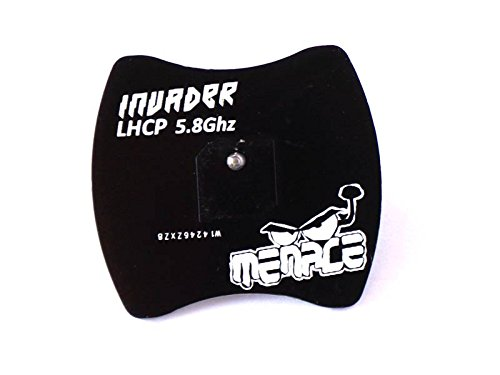 Menace Invader Antenna 5.8Ghz Polarised Receiver Patch - - Polarised Goggles